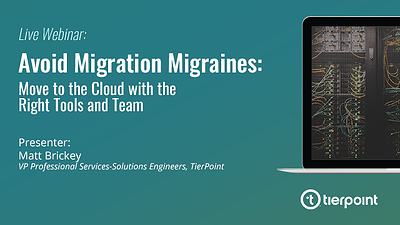 Avoid Migration Migraines: Move to the Cloud with the Right Tools and Team