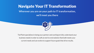 Navigate Your IT Transformation